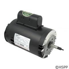 AO-SmithCentury-Electric-PSC-Full-Rate-Single-Speed-Switchless-1HP-3450RPM-208-230115V-64-59118-AMPS-14SERVICE-FACTOR-C-Face-FLANGE-0