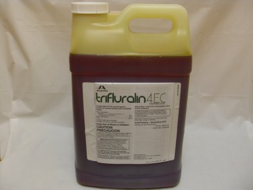 Aceto-Corporation-25-Gallon-Treflan-Trifluralin-4EC-Pre-Emergent-Herbicide-0
