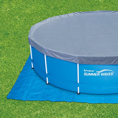 Adams-Pack-Above-Ground-Swimming-Pool-24-x-52-Metal-Frame-with-Filter-Pump-Cover-Ladder-Ground-cloth-and-Maintenance-Kit-0-2