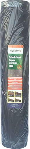 Agfabric-Landscape-Pro-5ounce-Needle-Punched-compound-weed-barrier-fabricDurable-Heavy-Duty-Weed-Block-Gardening-Mat-Superior-Weed-Control-0-1