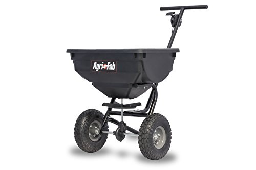 Agri-Fab-45-0531-85-lb-85-lb-Deluxe-Push-Spreader-Black-0