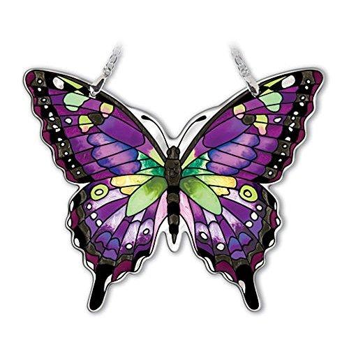 Amia-Studios-Purple-Swallowtail-Sun-Catcher-Amia-Water-Cut-Glass-5-Inch-by-6-Inch-0