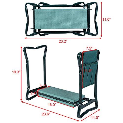 AyaMastro-193-H-Green-Garden-Kneeler-Foldable-Cushion-Knee-Pad-Seat-wTool-Bag-0-0