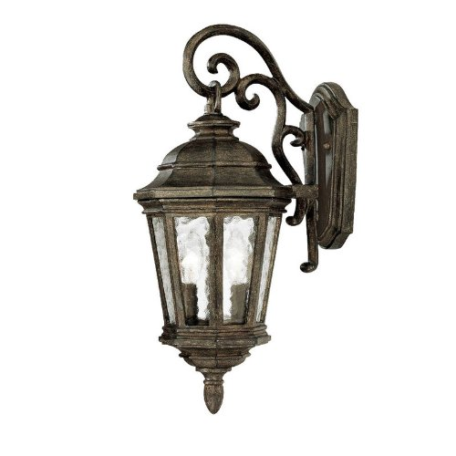 Barrington-2-Light-Wall-Lantern-Finish-Black-Coral-0