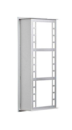 Besa-Lighting-NAPOLI16-SW-LED-Napoli-16-1625-14W-2-LED-Outdoor-Wall-Sconce-Satin-White-Glass-0