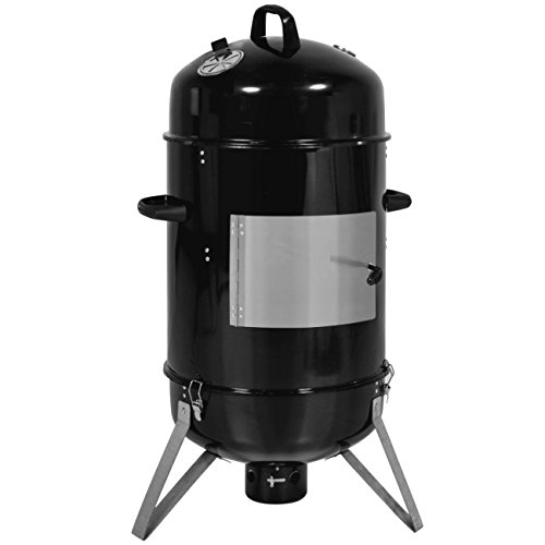 Best-Choice-Products-43in-3-Piece-Outdoor-BBQ-Charcoal-Vertical-Design-Smoker-Black-0