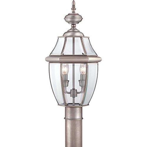 Bidwell-Lighting-Yahi-21-Tall-2-Light-Outdoor-Post-Light-0-0
