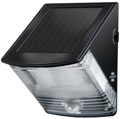 Brennenstuhl-SOL-04-1170970-Solar-LED-Wall-Light-with-Infra-Red-Motion-Sensor-IP44-2x-LED-05-W-85-lm-Black-0