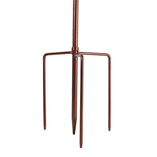 Bronzed-Inverse-Circles-Wind-Garden-Spinner-0-2