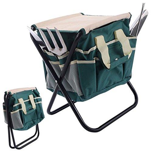 Buzzbuckkie-7-PCS-Garden-Tool-Bag-Set-Folding-Stool-Tools-Gardening-Stainless-Steel-Gift-0-1