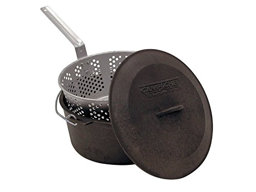 Camp-Chef-75-Qt-Deep-Fryer-Set-Cast-Iron-0