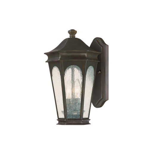 Capital-Lighting-9380OB-Outdoor-Wall-Lantern-with-Seeded-Glass-Shades-Old-Bronze-Finish-0