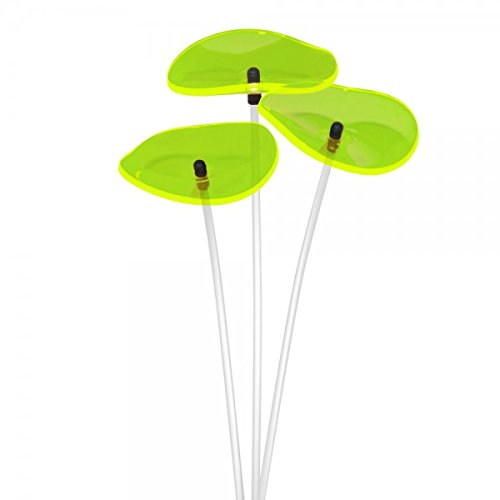 Cazador-del-sol-Suncatcher-Wavy-Bouquet-Green-0