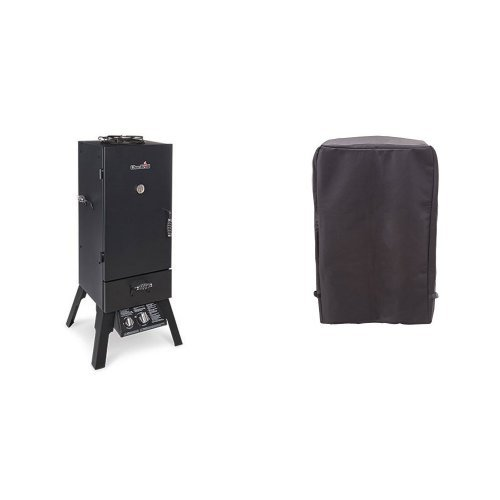 Char-Broil-Vertical-Gas-Smoker-Cover-0