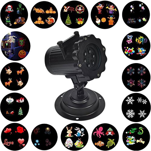Christmas-Projector-LightWONFAST-Waterproof-LED-Landscape-Spotlight-Lamp-Light-Effect-with-16-Replaceable-Slides-for-Indoor-Outdoor-Halloween-Birthday-PartyWeeding-Garden-Home-Wall-Decoration-0