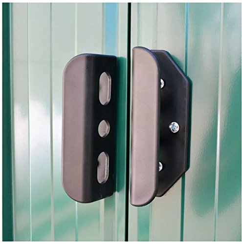 Comfyleads-Garden-Storage-Shed-Green-Metal-Galvanized-steel-durable-strong-excellent-perfect-1012x807x701-0-0