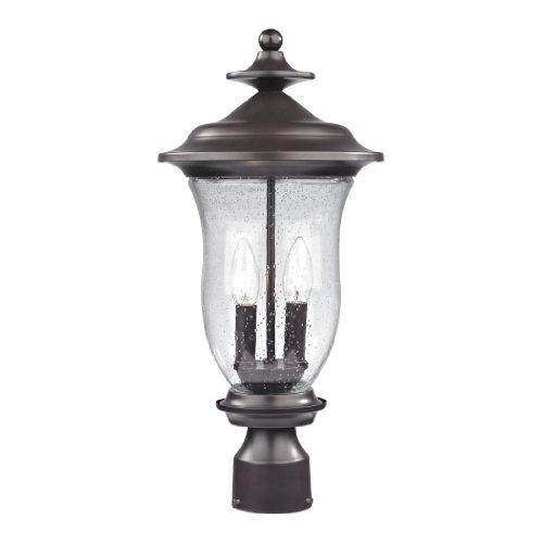 Cornerstone-Lighting-8002EP75-Trinity-Post-Lantern-Oil-Rubbed-Bronze-0