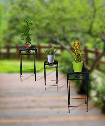 Creative-Motion-14263-7-Garden-Decor-11-x-11-x-27-Multicolor-0-0