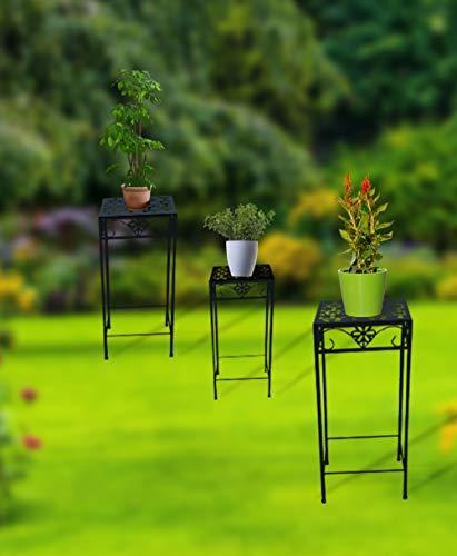 Creative-Motion-14263-7-Garden-Decor-11-x-11-x-27-Multicolor-0-2
