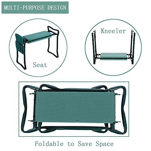Creine-Folding-Garden-Kneeler-Bench-Seat-Portable-Foldable-Kneeling-Stool-Bench-Chair-with-Tool-Pouch-Soft-Foam-Kneeling-Pad-for-Home-Garden-Patio-Backyard-US-STOCK-0-0