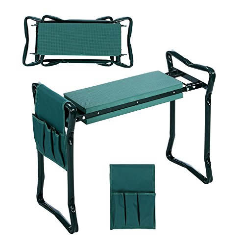 Creine-Folding-Garden-Kneeler-Bench-Seat-Portable-Foldable-Kneeling-Stool-Bench-Chair-with-Tool-Pouch-Soft-Foam-Kneeling-Pad-for-Home-Garden-Patio-Backyard-US-STOCK-0