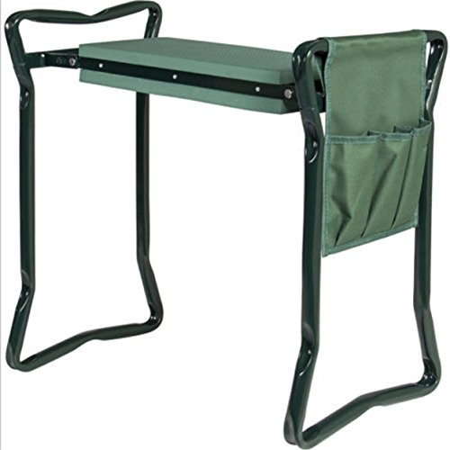 Deluxe-Foldable-Garden-Kneeler-and-Seat-Stool-Kitchen-Chair-With-Tool-Pouch-0-0