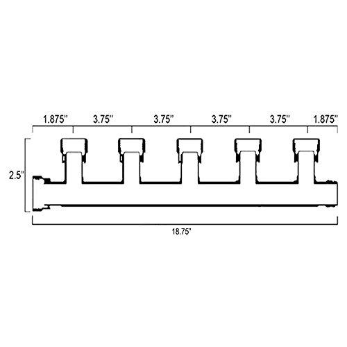 Dura-100DV-DMF5-1-Manifold-5-Valve-Set-Up-with-Rainbird-100DV-Valves-0-0
