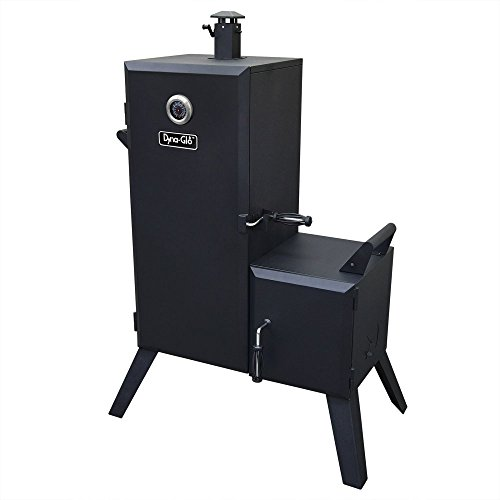 Dyna-Glo-Charcoal-Offset-Smoker-0