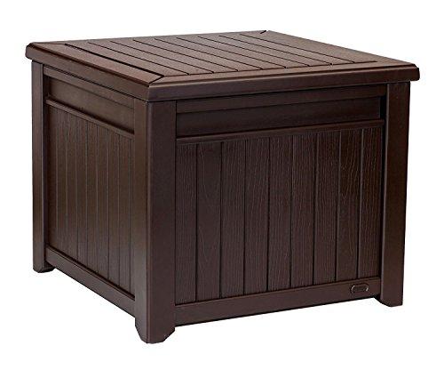 EFD-Wood-Slat-Storage-Box-Look-Like-Square-Outdoor-Handles-Plastic-Resin-Lawn-Garden-Backyard-Wheaterproof-Water-Sun-Resistant-Seat-eBook-by-EasyFunDeals-0