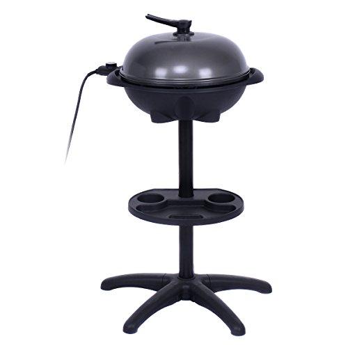 Electric-BBQ-Grill-1350W-Non-stick-4-Temperature-Setting-Outdoor-Garden-Camping-0