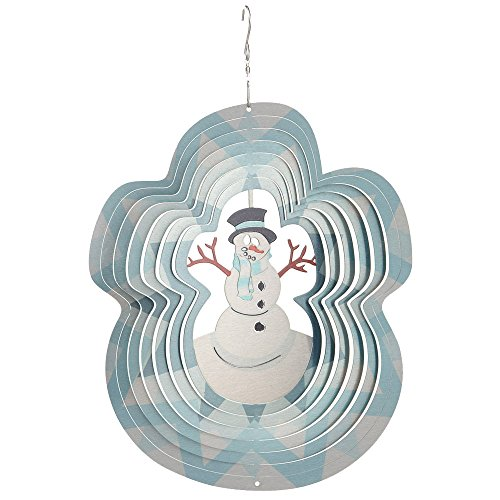 Evergreen-Garden-Large-Snowman-Spectrum-Spinner-0