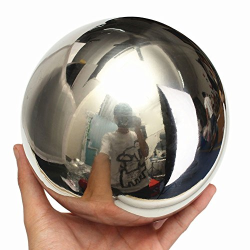 Feian-Stainless-Steel-Mirror-Sphere-Gazing-Ball-Seamless-Mirror-Balls-Sphere-Hollow-for-Outdoor-Garden-Ornament-Decoration-0