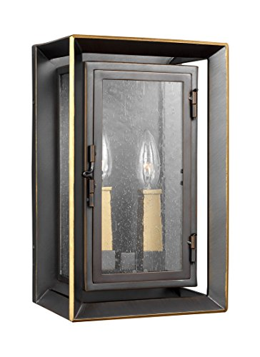 Feiss-OL13801ANBZPBB-Two-Light-Outdoor-Wall-Lantern-0