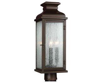 Feiss-Pediment-Outdoor-Post-Lighting-0-0