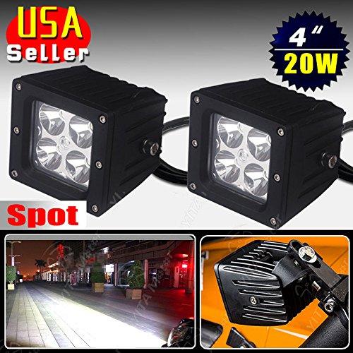 Felji-2x-20W-Flood-LED-Work-Light-Bar-Lamp-Driving-Fog-DRL-Offroad-Car-SUV-4WD-Truck-0