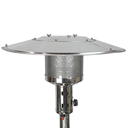 GHP-200-Sq-Ft-Range-4800-BTU-Max-Piezo-Ignition-Mocha-Standing-Propane-Patio-Heater-0-2