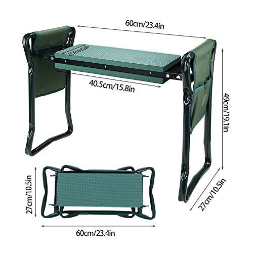 Garain-Folding-Garden-Kneeling-Chair-Kneeler-with-Portable-Two-Tool-Pouch-Knee-Pads-0-0