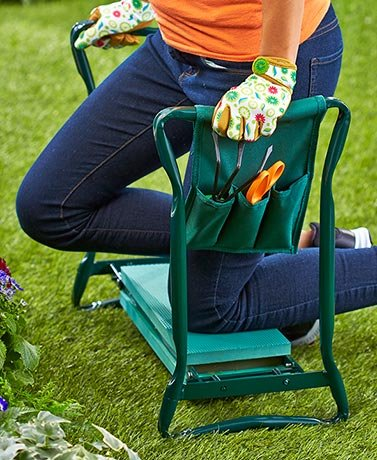 Garden-Kneeling-Bench-With-Handles-and-Tool-Pouch-0-0