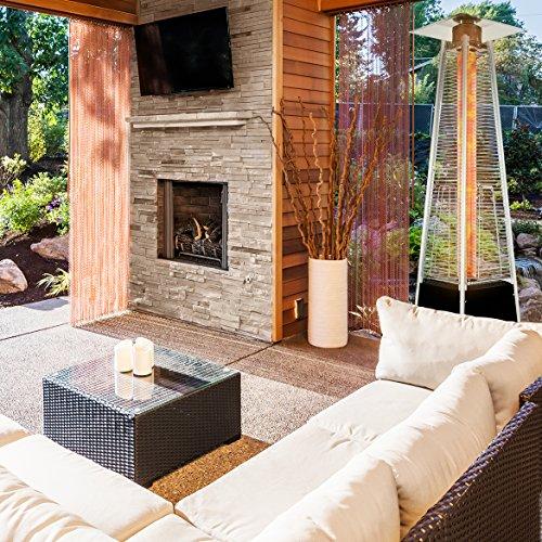 Garden-Radiance-GRP3500BK-Dancing-Flames-Black-Pyramid-Outdoor-Patio-Heater-0-0