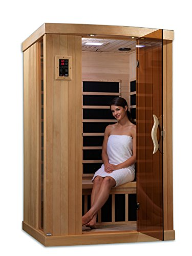 Golden-Designs-AMZ-GDI-6254-01-Ultra-Low-EMF-Messina-2-Person-Far-Infrared-Sauna-0-2