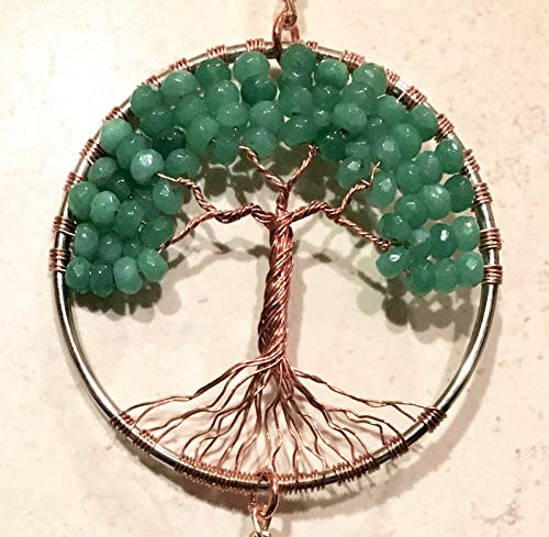 Green-Adventurine-Crystal-Gemstone-Sun-Catcher-Tree-of-Life-Window-Ornament-Crystal-Ball-PrismGreen-Adventurine-Feng-Shui-Healing-Gemstone-Wire-Tree-Suncatcher-0-0