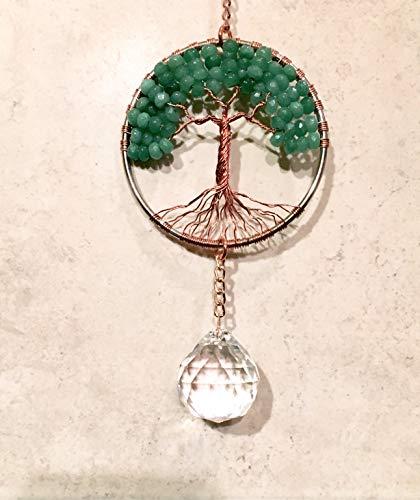 Green-Adventurine-Crystal-Gemstone-Sun-Catcher-Tree-of-Life-Window-Ornament-Crystal-Ball-PrismGreen-Adventurine-Feng-Shui-Healing-Gemstone-Wire-Tree-Suncatcher-0-1