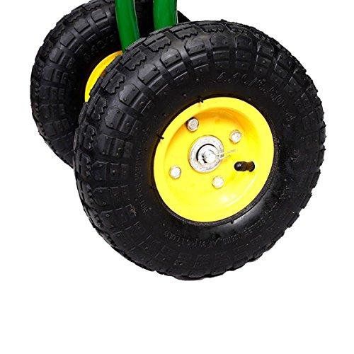 Green-Rolling-Garden-Swivel-Seat-Planting-Adjustable-Height-0-2