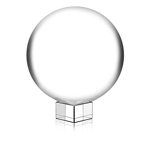 HD-Crystal-Meditation-Ball-80mm-Magic-Globe-with-Free-Stand-Clear-0