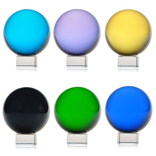 HD-Crystal-Meditation-Ball-Globe-Set-with-Free-Stand-Multi-color-0