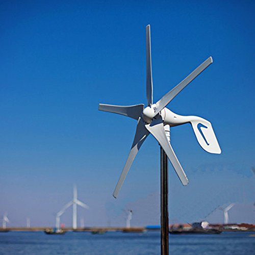 HUKOER-Wind-Turbine-Generator-Waterproof-Wind-Controller-12V-400W-5-Blades-Low-Wind-Speed-Starting-Top-Rated-NSK-Bearings-Garden-Street-Lights-Wind-Turbines-12V-0-2