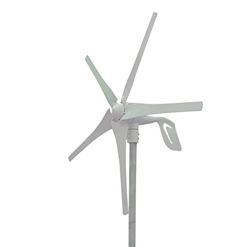 HUKOER-Wind-Turbine-Generator-Waterproof-Wind-Controller-12V-400W-5-Blades-Low-Wind-Speed-Starting-Top-Rated-NSK-Bearings-Garden-Street-Lights-Wind-Turbines-12V-0