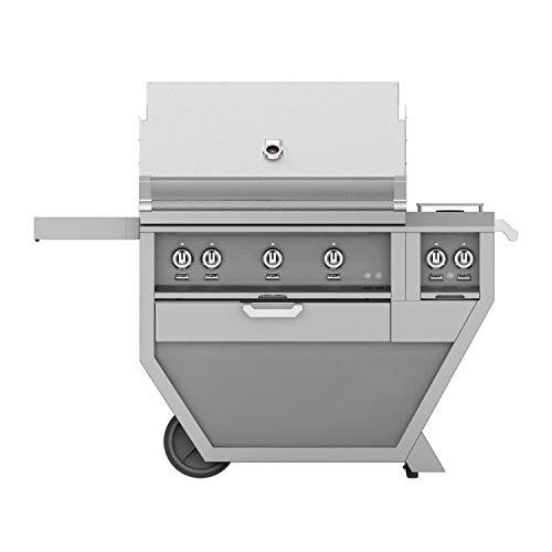 Hestan-Deluxe-36-inch-Propane-Gas-Grill-WAll-Infrared-Burners-Rotisserie-Worktop-Storage-Drawer-Steeletto-Gsbr36cx-lp-ss-0