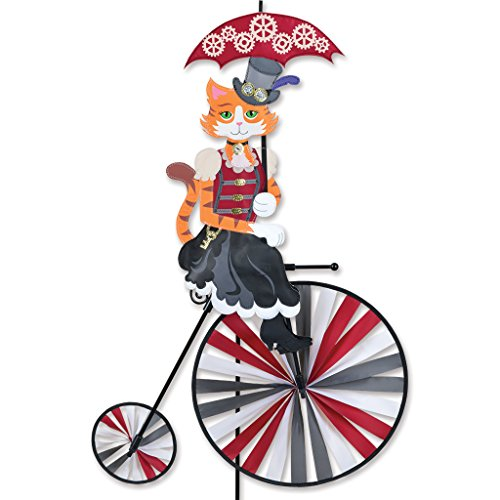 High-Wheel-Bike-Spinner-Steampunk-Kitty-Cat-0