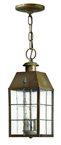 Hinkley-2372AS-Restoration-Two-Light-Hanging-Lantern-from-Nantucket-collection-in-Brassfinish-0
